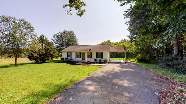 261 Mill Rd, Shelbyville, TN 37160 (MLS #RTC2284373) :: John Jones Real Estate LLC