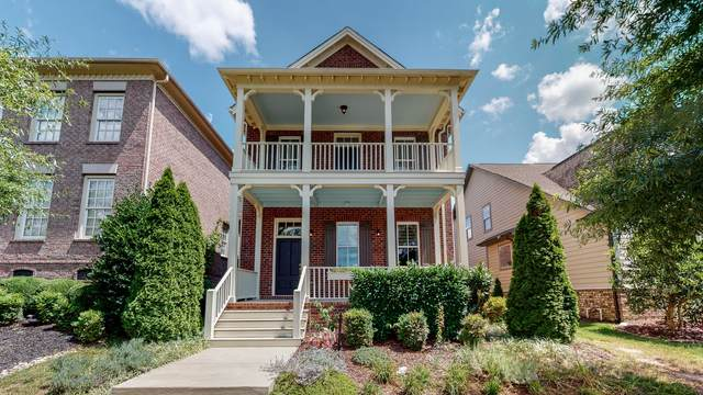 3660 Wareham Dr, Thompsons Station, TN 37179 (MLS #RTC2289054) :: John Jones Real Estate LLC