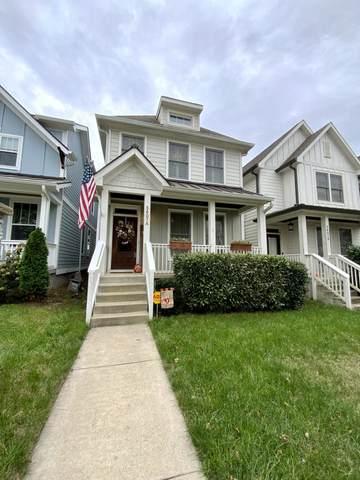 5607A California Ave, Nashville, TN 37209 (MLS #RTC2300624) :: DeSelms Real Estate