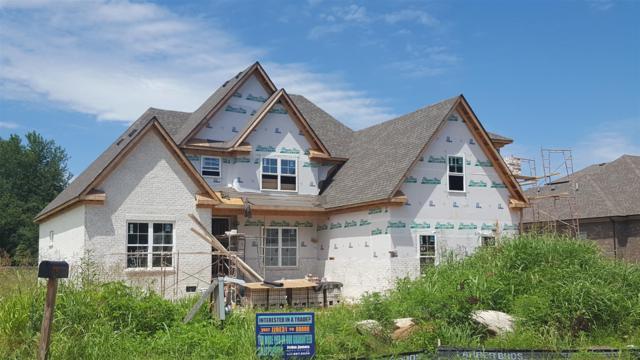 516 Tybarber Ave.- #31, Murfreesboro, TN 37129 (MLS #1820087) :: John Jones Real Estate LLC