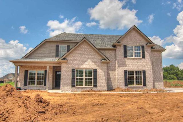 1021 Ash Ridge Rd.-#31, Lascassas, TN 37085 (MLS #1822206) :: John Jones Real Estate LLC