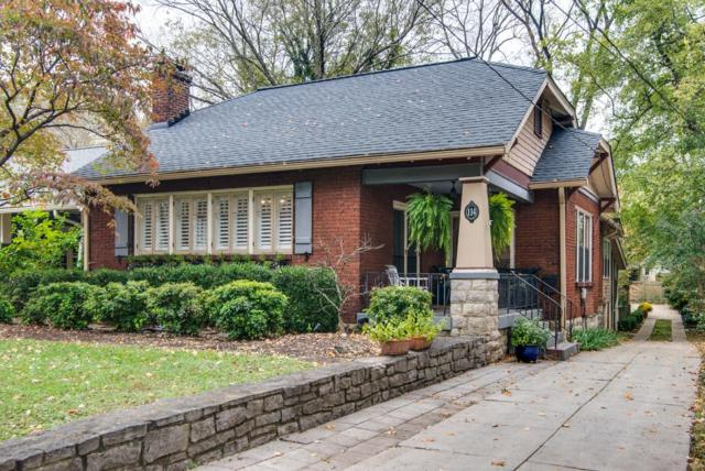 114 Bowling Ave, Nashville, TN 37205 (MLS #1876508) :: CityLiving Group