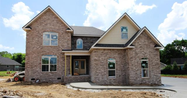 2706 Wynthrope Dr(Lot 16), Murfreesboro, TN 37129 (MLS #1893561) :: The Milam Group at Fridrich & Clark Realty