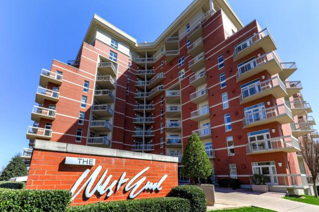 110 31St Ave N Apt 802 #802, Nashville, TN 37203 (MLS #1934062) :: Armstrong Real Estate