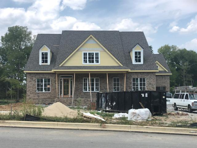 9022 Carnival Dr *Lot 113, Brentwood, TN 37027 (MLS #1936946) :: Nashville On The Move