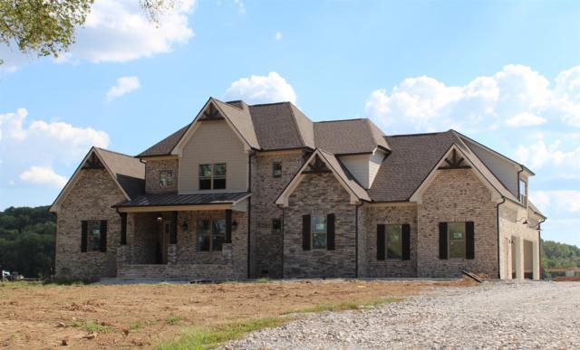 2501 Allisona Rd, Eagleville, TN 37060 (MLS #1940650) :: EXIT Realty Bob Lamb & Associates