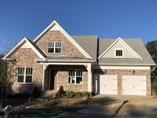 6086 Maysbrook Ln. - Lot 26, Franklin, TN 37064 (MLS #1941657) :: REMAX Elite