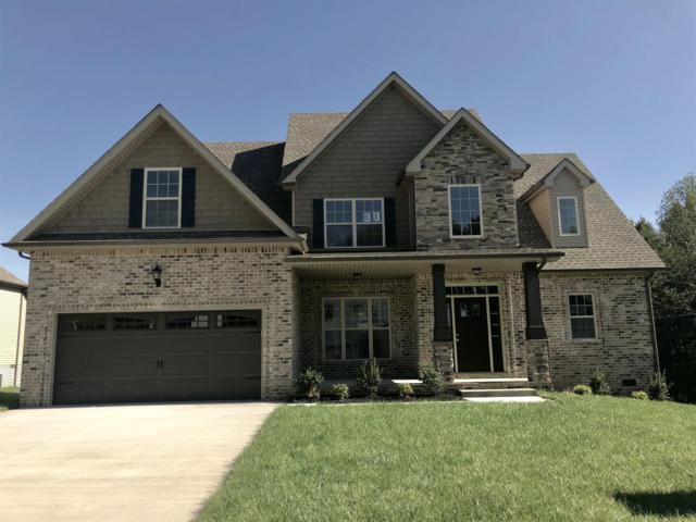 61 Easthaven, Clarksville, TN 37043 (MLS #1946365) :: REMAX Elite