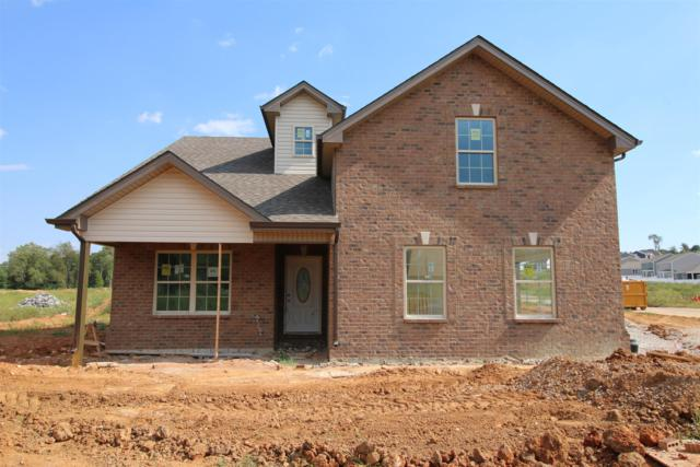 245 The Groves At Hearthstone, Clarksville, TN 37040 (MLS #1963200) :: Nashville On The Move