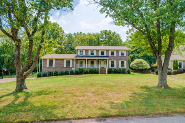 6101 Foxland Drive, Brentwood, TN 37027 (MLS #1970795) :: The Milam Group at Fridrich & Clark Realty