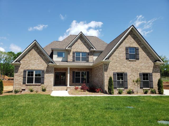184 Knoxleigh Way- #110, Murfreesboro, TN 37129 (MLS #RTC1974926) :: John Jones Real Estate LLC