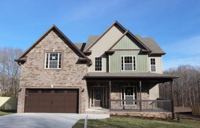 9 Sango Mills, Clarksville, TN 37043 (MLS #1978286) :: Nashville on the Move