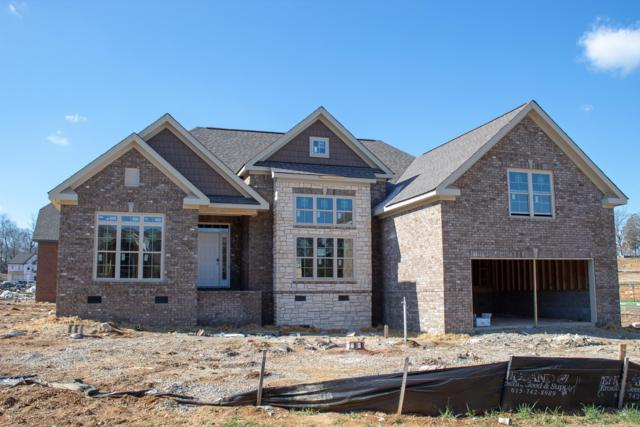 6030 Spade Dr. Lot 255, Spring Hill, TN 37174 (MLS #1984052) :: Nashville on the Move