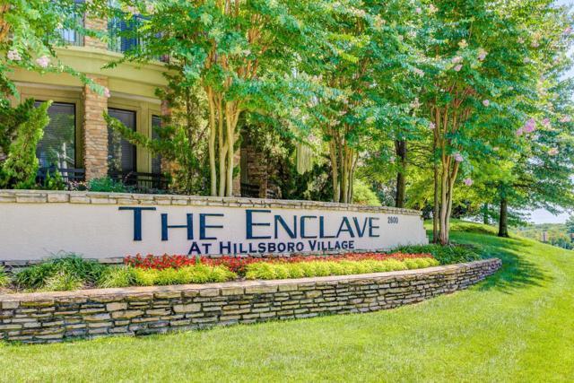 2600 Hillsboro Pike Apt 403 #403, Nashville, TN 37212 (MLS #1986558) :: The Milam Group at Fridrich & Clark Realty