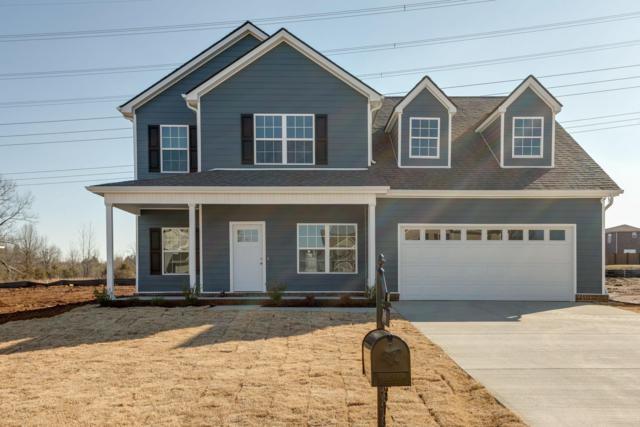 706 Mitscher Dr (Lot 50), Spring Hill, TN 37174 (MLS #1991895) :: RE/MAX Choice Properties