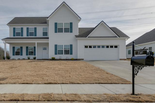 710 Mitscher Dr (Lot 48), Spring Hill, TN 37174 (MLS #1991907) :: RE/MAX Choice Properties