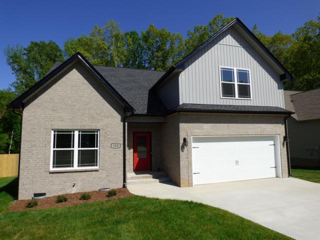 153 Sycamore Hill Dr, Clarksville, TN 37042 (MLS #2001875) :: John Jones Real Estate LLC