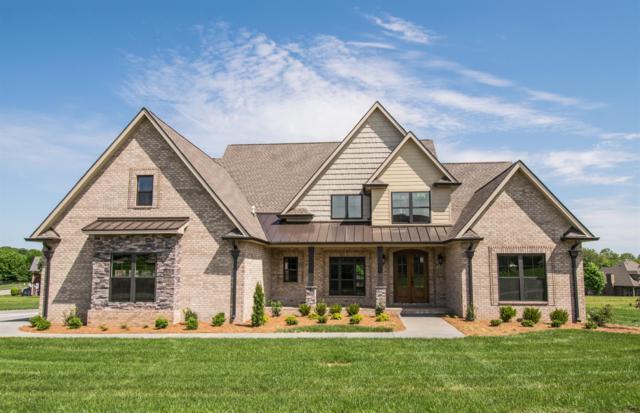 1492 Collins View Way (Lot 104), Clarksville, TN 37043 (MLS #2006082) :: John Jones Real Estate LLC