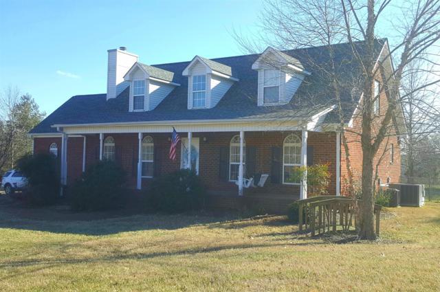 1400 Camp Ravine Rd, Burns, TN 37029 (MLS #2006292) :: Nashville on the Move