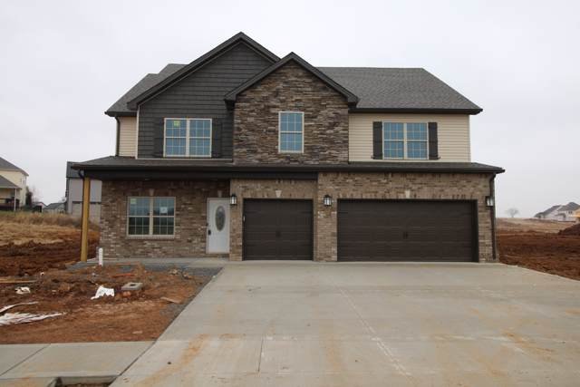 59 Reserve At Hickory Wild, Clarksville, TN 37043 (MLS #RTC2088394) :: RE/MAX Homes And Estates