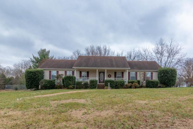 103 Eagles Haven Dr, Summertown, TN 38483 (MLS #RTC2108108) :: Village Real Estate