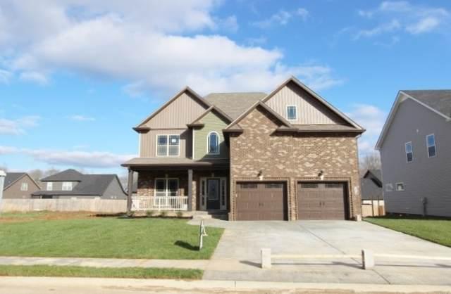 135 Sango Mills, Clarksville, TN 37043 (MLS #RTC2120673) :: Benchmark Realty