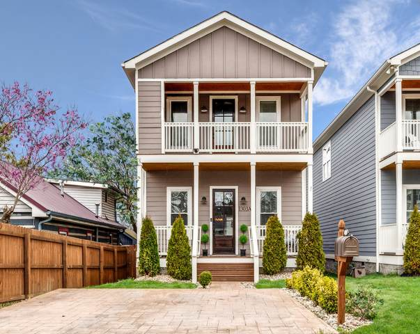 1303 61st Ave N A, Nashville, TN 37209 (MLS #RTC2129978) :: Ashley Claire Real Estate - Benchmark Realty
