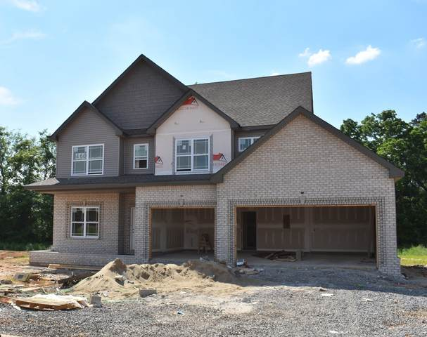 460 Farmington, Clarksville, TN 37043 (MLS #RTC2148144) :: Village Real Estate