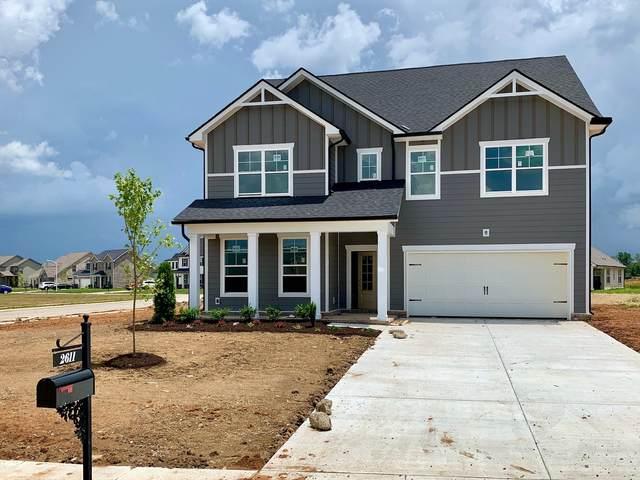 2611 Kingfisher Drive (Lot 90), Murfreesboro, TN 37128 (MLS #RTC2148443) :: Team Wilson Real Estate Partners