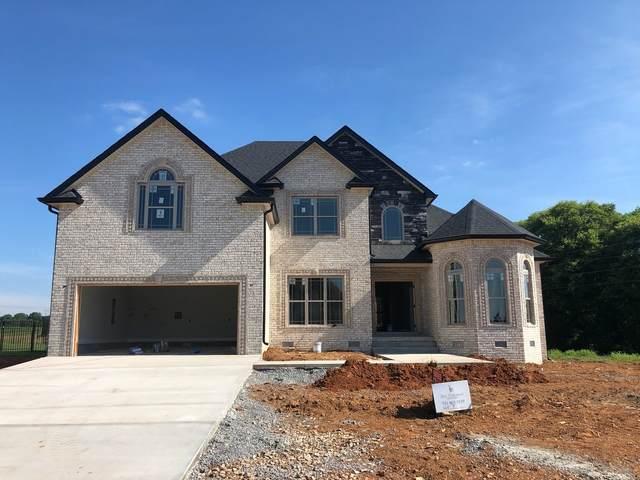 103 Josie Ln, Clarksville, TN 37043 (MLS #RTC2156509) :: Village Real Estate