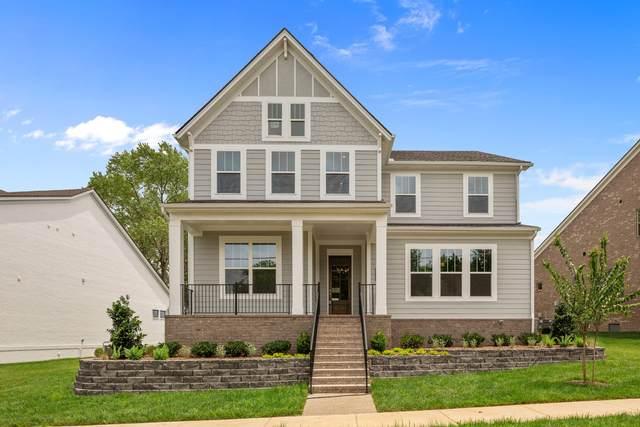 1038 Carlisle Lane #19, Franklin, TN 37064 (MLS #RTC2157606) :: EXIT Realty Bob Lamb & Associates