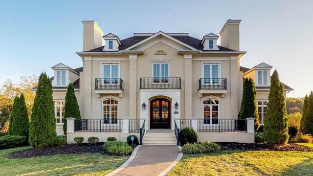 484 Sterns Crossing Rd, Brentwood, TN 37027 (MLS #RTC2159668) :: Village Real Estate