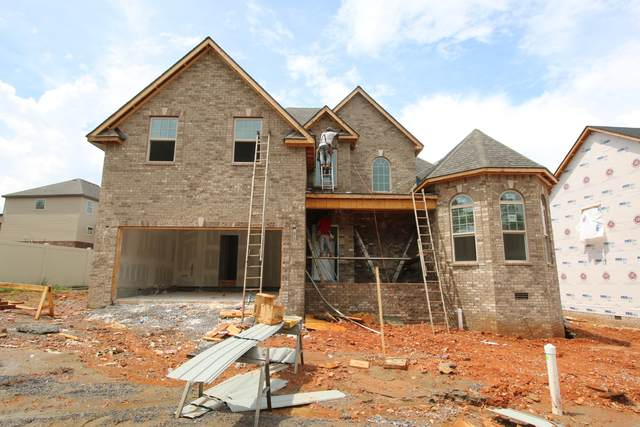269 The Groves At Hearthstone, Clarksville, TN 37040 (MLS #RTC2166284) :: HALO Realty