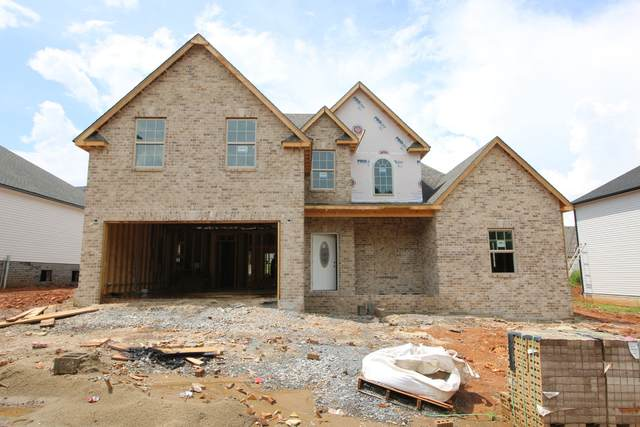 266 The Groves At Hearthstone, Clarksville, TN 37040 (MLS #RTC2168397) :: HALO Realty