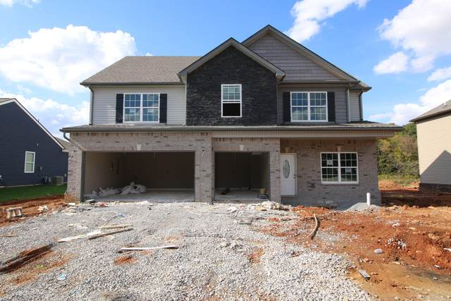 98 The Groves At Hearthstone, Clarksville, TN 37040 (MLS #RTC2175937) :: Nashville on the Move