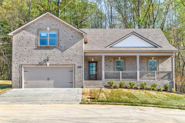 284 Poplar Hills #284, Clarksville, TN 37043 (MLS #RTC2189840) :: Kenny Stephens Team