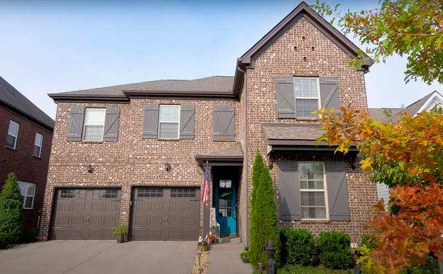 2003 Heflin Ln, Franklin, TN 37069 (MLS #RTC2195396) :: Village Real Estate