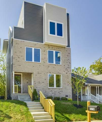 525B 31st Ave N, Nashville, TN 37209 (MLS #RTC2197329) :: Village Real Estate