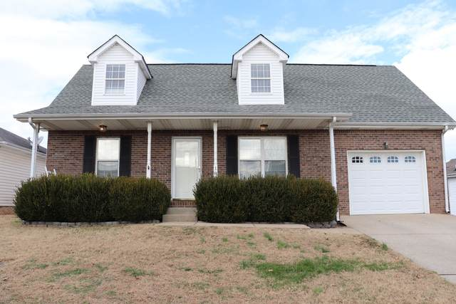 1886 Timberline Way, Clarksville, TN 37042 (MLS #RTC2197612) :: Morrell Property Collective | Compass RE