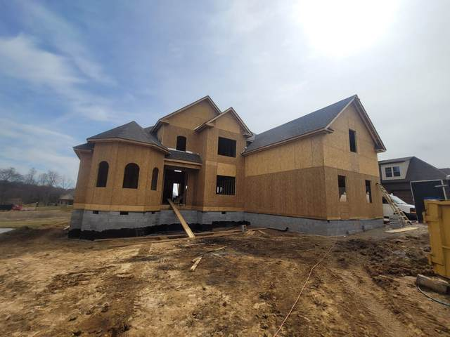 73 Copperstone, Clarksville, TN 37043 (MLS #RTC2198927) :: FYKES Realty Group