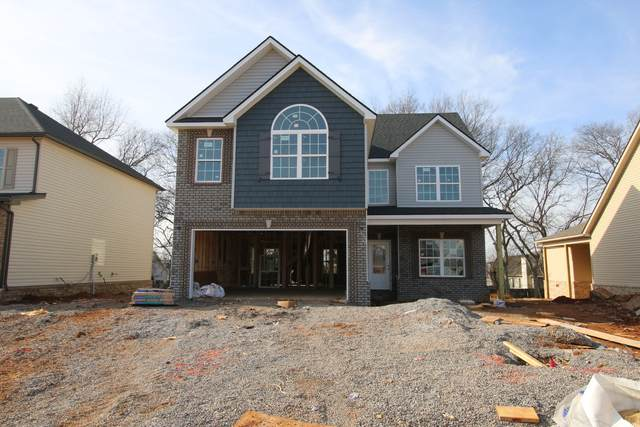 277 Summerfield, Clarksville, TN 37040 (MLS #RTC2203013) :: Morrell Property Collective | Compass RE