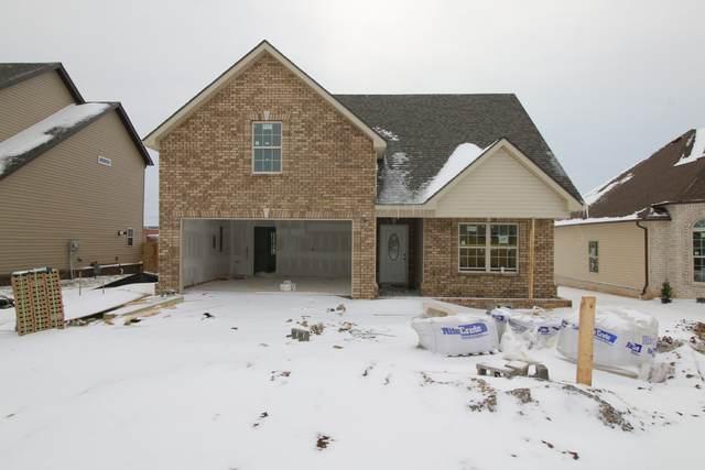299 Summerfield, Clarksville, TN 37040 (MLS #RTC2205629) :: Keller Williams Realty