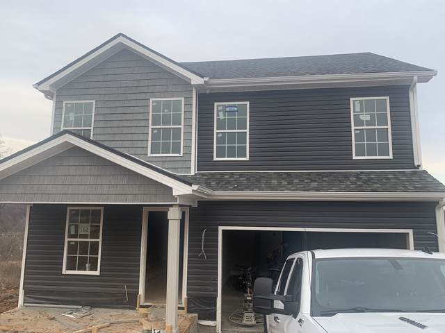 162 Camelot Hills, Clarksville, TN 37040 (MLS #RTC2215583) :: Trevor W. Mitchell Real Estate