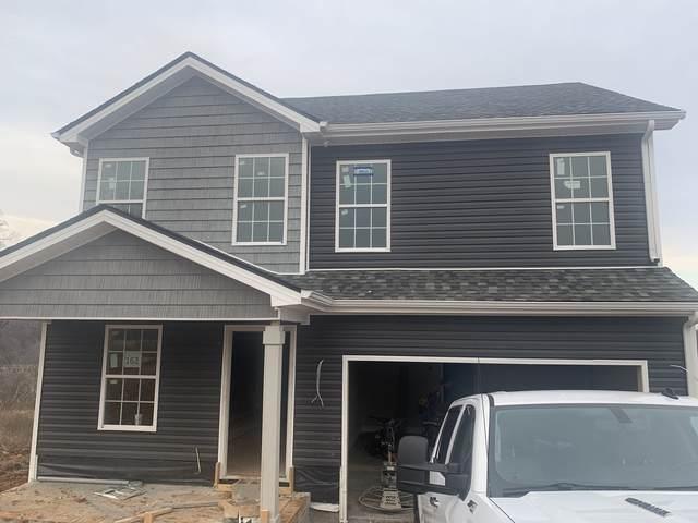 162 Camelot Hills, Clarksville, TN 37040 (MLS #RTC2215583) :: Team George Weeks Real Estate