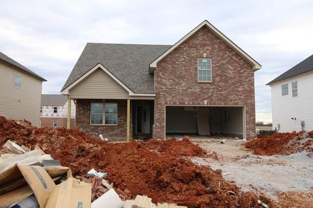 294 Summerfield, Clarksville, TN 37040 (MLS #RTC2217396) :: Live Nashville Realty