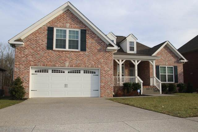 1034 Rudder Dr, Spring Hill, TN 37174 (MLS #RTC2220756) :: Nashville on the Move