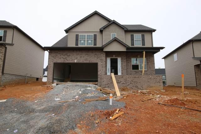 542 Autumn Creek, Clarksville, TN 37042 (MLS #RTC2225794) :: Felts Partners