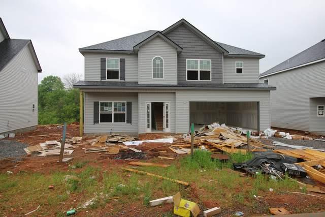 143 Chalet Hills, Clarksville, TN 37040 (MLS #RTC2229559) :: Platinum Realty Partners, LLC