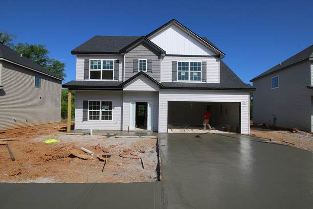 142 Chalet Hills, Clarksville, TN 37040 (MLS #RTC2234561) :: RE/MAX Homes And Estates