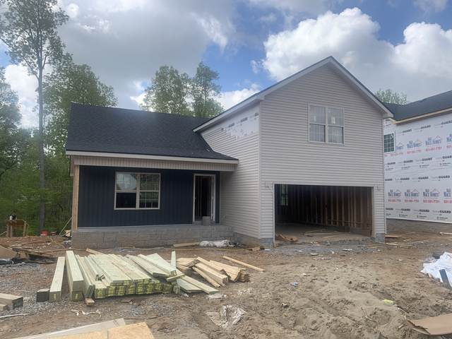 35 Woodland Hills, Clarksville, TN 37040 (MLS #RTC2242312) :: Real Estate Works